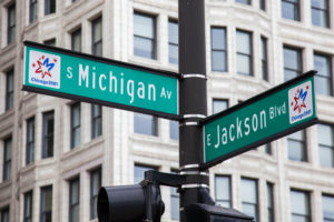 S Michigan/E Jackson