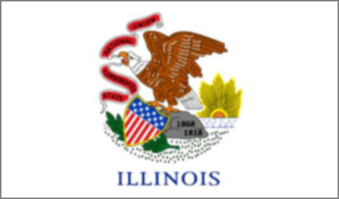 Illinois State Flag2