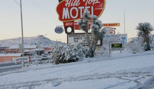 Kingman: Hill Top Motel verkauft