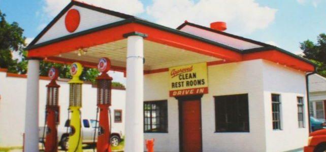 Miami OK: Gestohlene historische Zapfsäule geborgen
