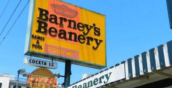 "Hollywood CA: ""Dive Barney's Beanery"""