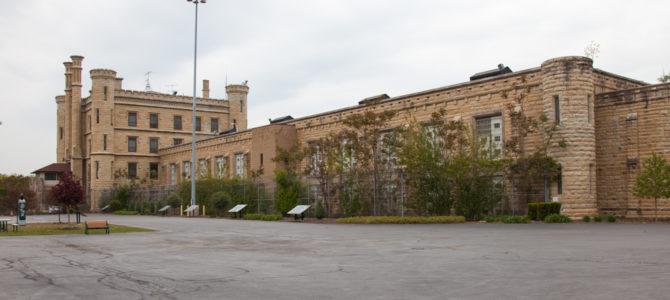 "Joliet IL: ""Old Joliet Prison"""