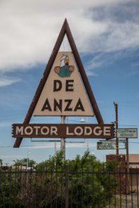Albuquerque: De Anza Projekt