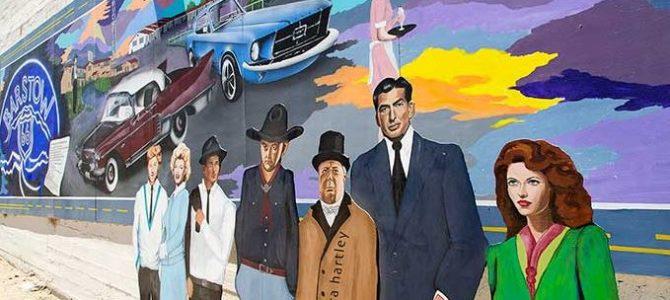 Barstow CA: Murals