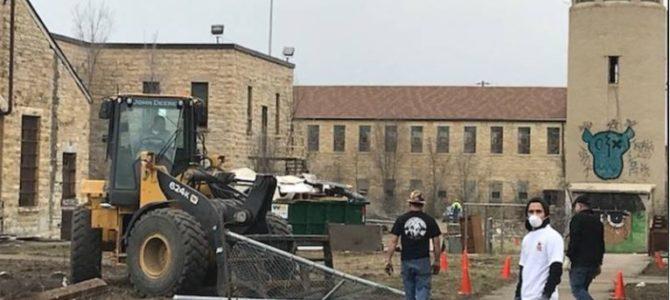 """Joliet IL: """"Joliet Prison"""" Weitere Säuberungen"""