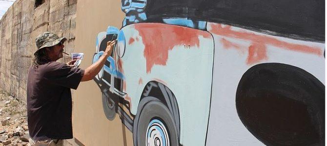 Kingman AZ: Neue Murals