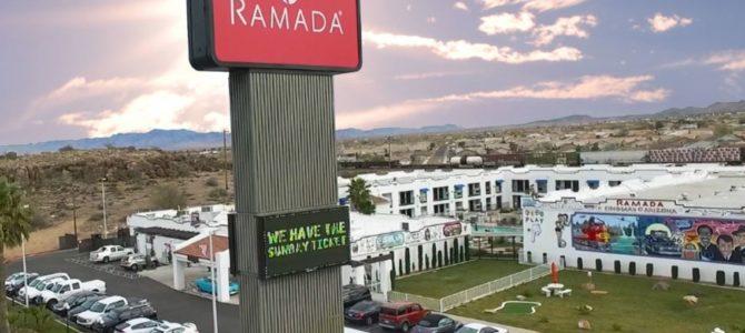 Kingman AZ: Ramada Inn und Canyon 66 wieder geöffnet