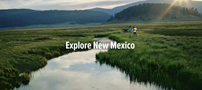 "New Mexico: ""True Stories – The Mother Road"""