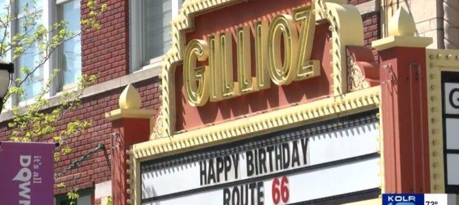 Springfield MO: Geburtstagsfeier Route 66