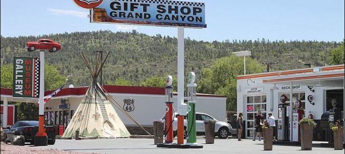 Williams: Von der Tankstelle zum Geschenkeladen